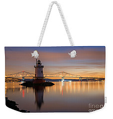 Sleepy Hollow Light Reflections  Weekender Tote Bag