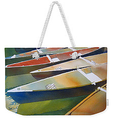 Slices Weekender Tote Bag