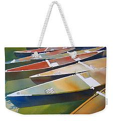 Slices Weekender Tote Bag by Kris Parins