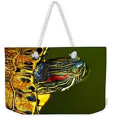 Slider Weekender Tote Bag by Robert Geary
