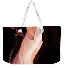 Slot Canyon Arizona Weekender Tote Bag