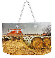 Slumbering In The Countryside Weekender Tote Bag by Betty LaRue