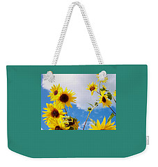 Smile Down On Me Weekender Tote Bag