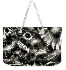 Smilin Atchya Weekender Tote Bag by Robert McCubbin