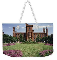 Smithsonian Institution Building Weekender Tote Bag