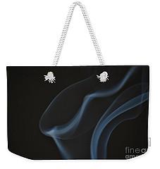 Smoke 1 Weekender Tote Bag