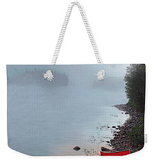 Smoke On The Water Weekender Tote Bag by Kenneth M  Kirsch