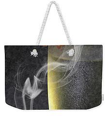 Smokey  Weekender Tote Bag