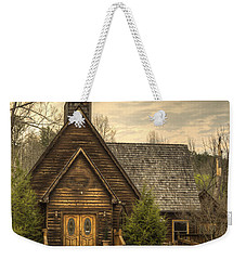Smokey Mountain Love Chapel 2 Weekender Tote Bag