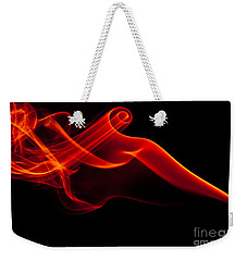Smokin Weekender Tote Bag by Anthony Sacco