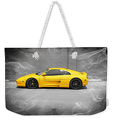 Smokin' Hot Ferrari Weekender Tote Bag