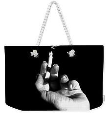 Smokin' Weekender Tote Bag
