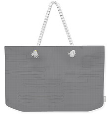 Smoky Cliff Weekender Tote Bag by Kevin McLaughlin