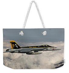 Snaggle Tooth Weekender Tote Bag