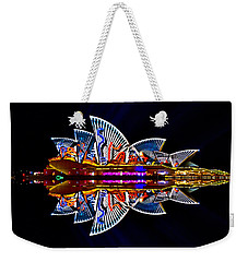 Snakes On The Opera House Weekender Tote Bag by Miroslava Jurcik