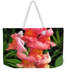 Snapdragon Weekender Tote Bag