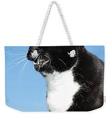 Sneezing Cat Weekender Tote Bag