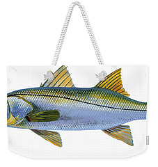 Snook Weekender Tote Bag by Carey Chen