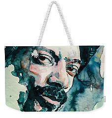 Snoop's Upside Ya Head Weekender Tote Bag