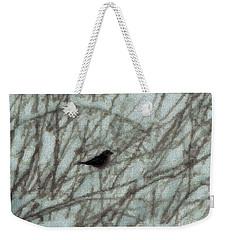 Snowbird Weekender Tote Bag