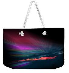 Snowfence Borealis Weekender Tote Bag