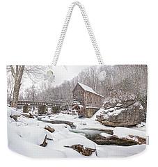 Snowglade Creek Grist Mill 1 Weekender Tote Bag