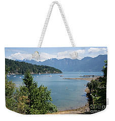 Snug Cove  Weekender Tote Bag
