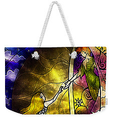 Off To Neverland Weekender Tote Bag