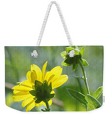 Soaking Up The Sun Weekender Tote Bag by Sue Melvin