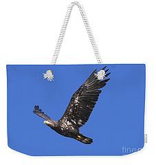Soar Like An Eagle Weekender Tote Bag
