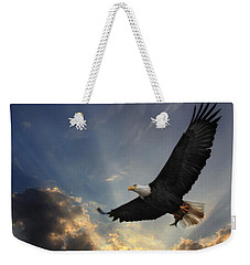 Soar To New Heights Weekender Tote Bag
