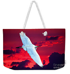 Soaring Heights Weekender Tote Bag by Adam Olsen