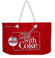 Soda Of Choice Weekender Tote Bag