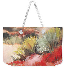 Soft Dunes 2 Weekender Tote Bag by Mary Hubley