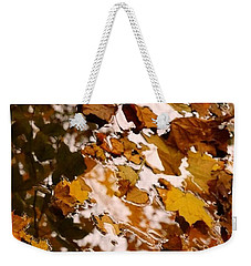 Soft Landing Weekender Tote Bag by Photographic Arts And Design Studio
