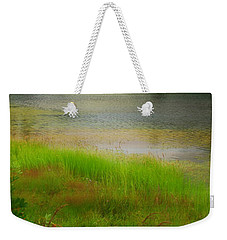 Soft Romance - Textured Weekender Tote Bag