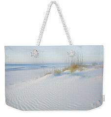 Soft Sandy Beach Weekender Tote Bag