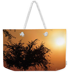 Soft Sunrise Weekender Tote Bag