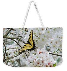 Softness Of Spring Weekender Tote Bag