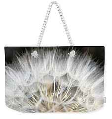 Weekender Tote Bag featuring the photograph Softness Of The World by Ausra Huntington nee Paulauskaite
