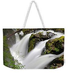Sol Duc Falls Weekender Tote Bag