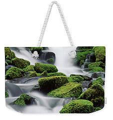 Sol Duc Stream Weekender Tote Bag