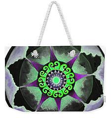 Solar Soul Purple Sky Weekender Tote Bag by Patricia Arroyo