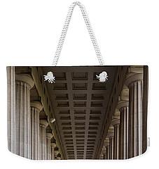 Soldier Field Colonnade Weekender Tote Bag
