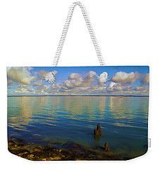 Solent Weekender Tote Bag by Ron Harpham