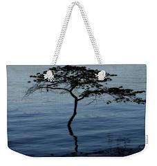 Solitaire Tree Weekender Tote Bag