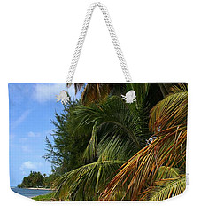 Weekender Tote Bag featuring the photograph Nude Beach by The Art of Alice Terrill