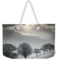 Solitude Of Coldness Weekender Tote Bag