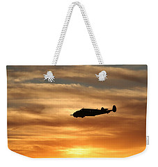 Weekender Tote Bag featuring the photograph Solo by David S Reynolds