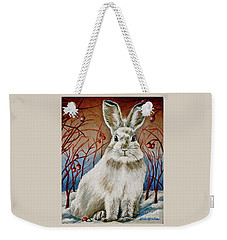 Some Bunny Is Charming Weekender Tote Bag